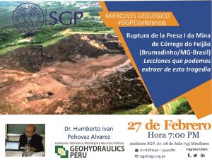 27 FEBRERO | Miércoles Geológico