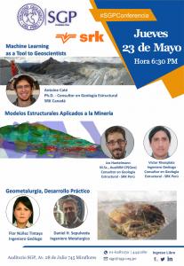 23 MAYO | Nuevas Aplicaciones en Exploración y Minería