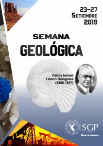 23-27 Setiembre | SEMANA GEOLÓGICA