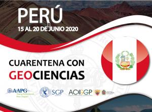 15 al 20 junio | Cuarentena con Geociencias