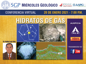 20 ENERO 2021 – 7:00 pm | HIDRATOS DE GAS