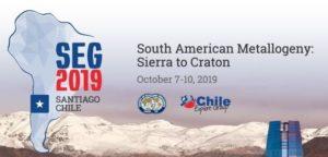 7 – 10 octubre | SEG 2019 – Santiago Chile